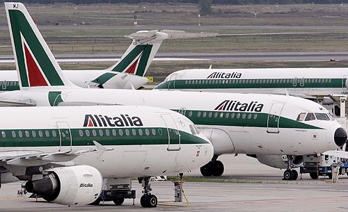 Alitalia contattare