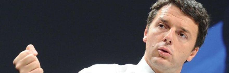WCENTER 0XMKCBODBN                Matteo Renzi candidato alle primarie del Pd al Palaolimpico di Torino, 21 ottobre 2012.     ANSA / ALESSANDRO DI MARCO