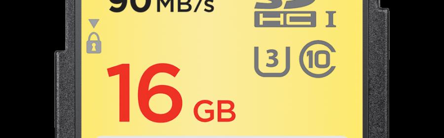 SanDisk Extreme da 16 Gb