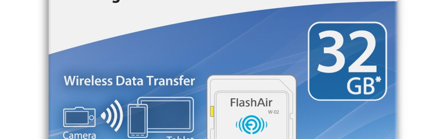 Toshiba SD Flash Air