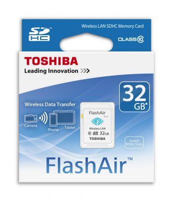 Toshiba SD Flash Air