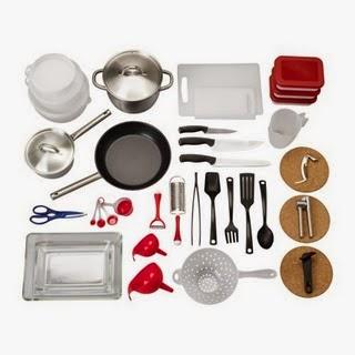 Quali utensili non possono mancare nella tua cucina? -