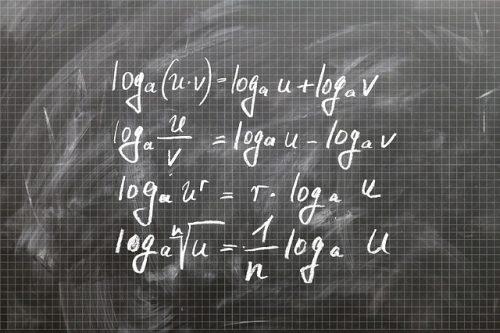 Parte decimale del logartimo