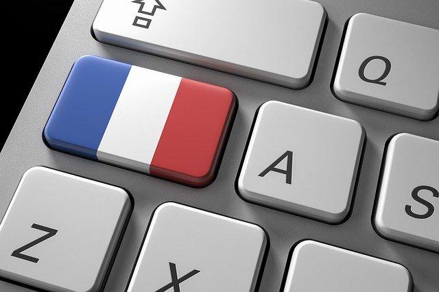 layout tastiera francese