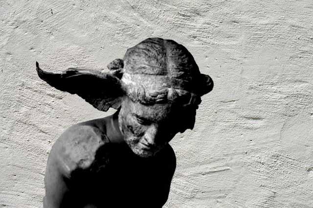 Hypnos, dio del Sonno