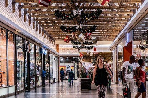 centro commerciale Le Fontane