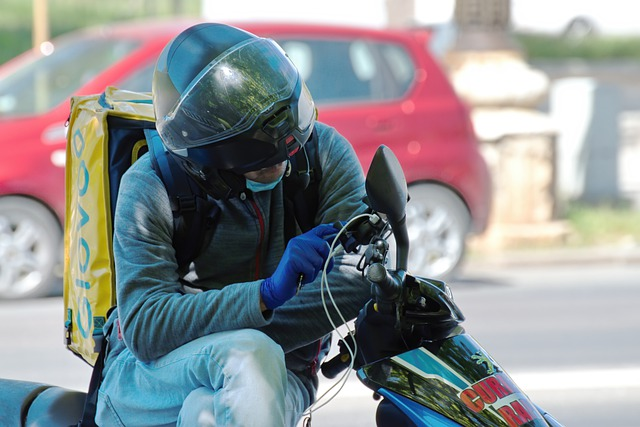 interfono moto